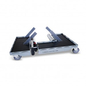 Hydraulic Wheel Brake Dolly